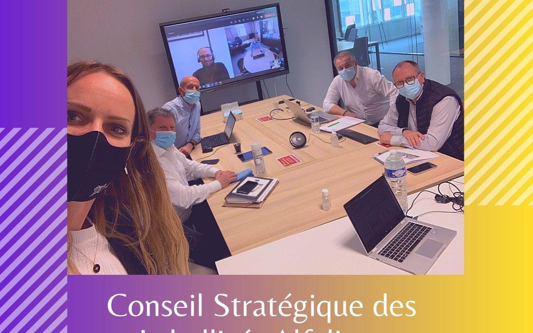 Conseil Stratégique le 05/03/2021